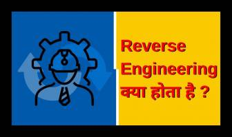 Reverse Engineering ???? ???? ?? (What is Reverse Engineering)